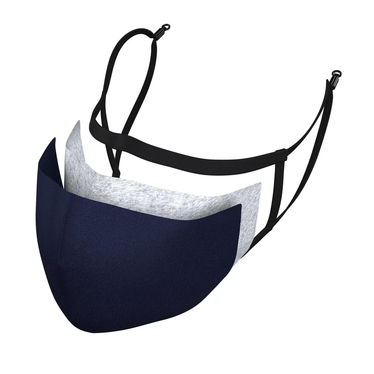Warstwy maseczki antywirusowej ochronnej Fine Guard Comfort