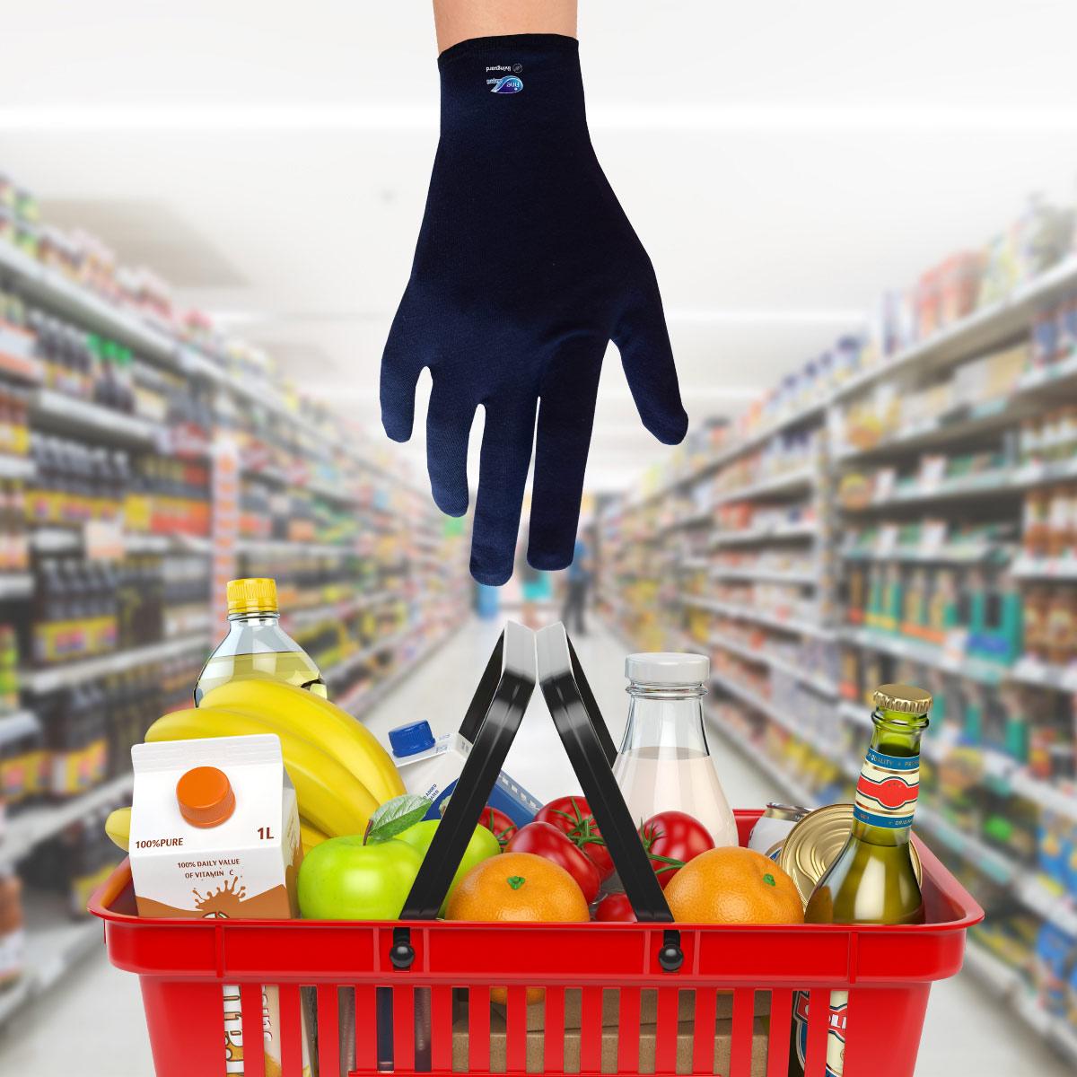 Rękawiczki Fine Guard Gloves ochrona wsklepie
